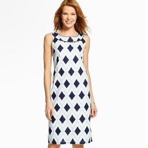 NWTs Talbots Diamond Jubilee Shift Dress Size 10